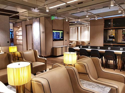 Plaza Premium Lounge_New Delhi Indira Gandhi_India