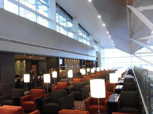 Plaza Premium Lounge, Indira Gandhi