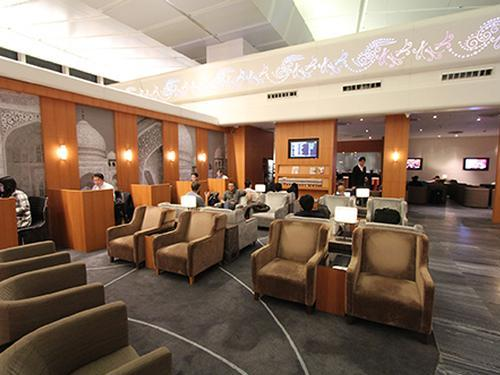 Plaza Premium Lounge (International Departures) _New Delhi Intl_India