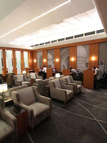 Plaza Premium Lounge (International Departures)_New Delhi_India