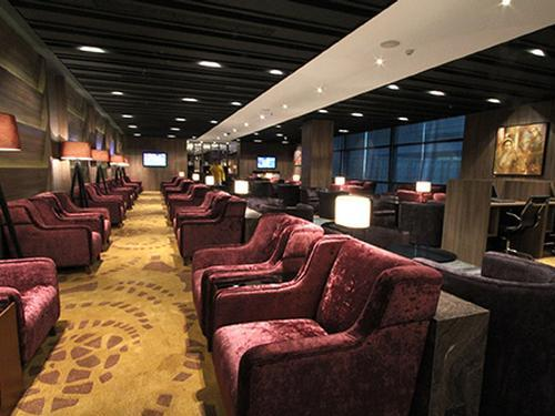 Plaza Premium Lounge (International Departures)_New Delhi Intl_India