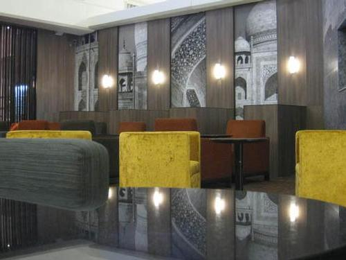 Plaza Premium Lounge, Delhi India