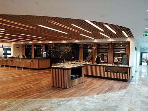 CIP Lounge, Dalaman, Turkey