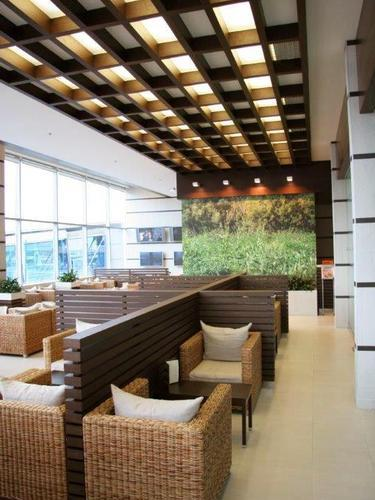 Premier Lounge by UTG Aviation Services Shostakovich, Moscow Domodedovo