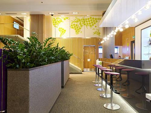 S7 Airlines Lounge_Moscow Domodedovo_Russia