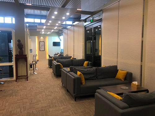First Class Lounge_Dunhuang_China