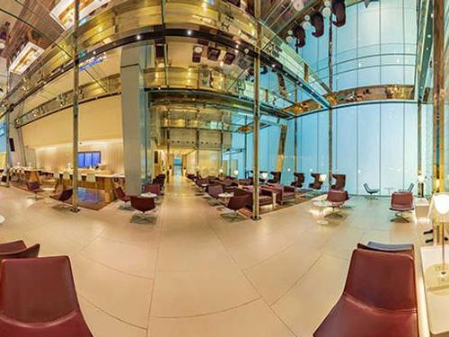 Al Maha Services Transit Lounge, Doha Hamad International, Qatar