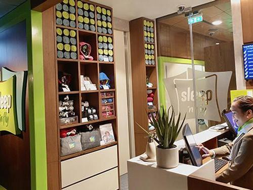 sleep 'n fly Sleep Lounge_Doha Hamad Intl_Qatar