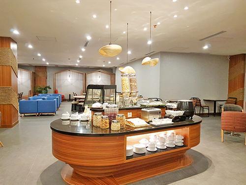 Concordia Lounge, Bali Ngurah Rai Intl, Indonesia