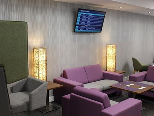 Premium Lounge, Doncaster Sheffield Robin Hood, UK