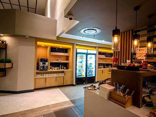 Bidair Services Premier Lounge, Durban King Shaka Airport