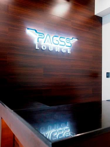 PAGSS Lounge, Davao Francisco Bangoy International, Philippines