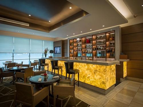 Ahlan Business Class Lounge, Terminal 1 Concourse D, Dubai International