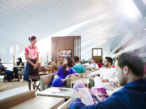 Marhaba Lounge, Dubai
