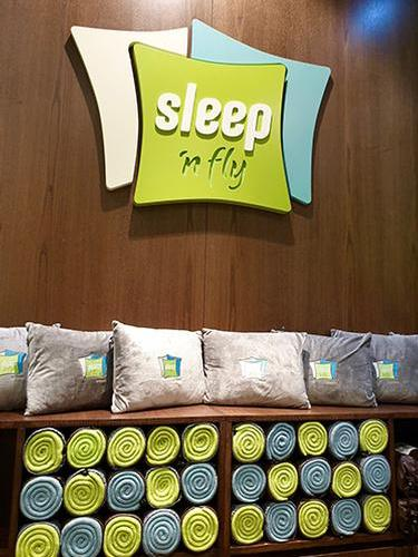 sleep 'n fly Sleep Lounge_Dubai Intl_UAE