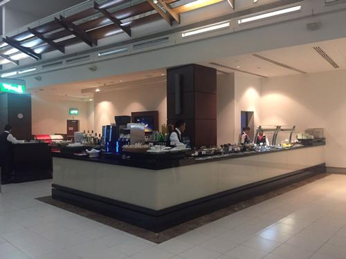 Dubai Intl DXB Terminal3 HallA
