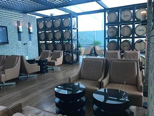 Ahlan Lounge at B