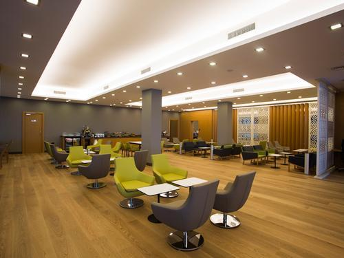 Bosphore CIP Lounge, Ercan International