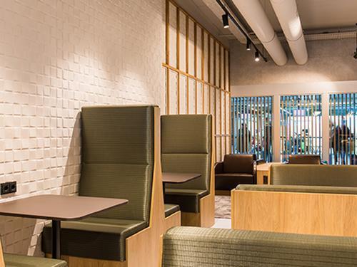 Aspire Lounge_Eindhoven_Netherlands