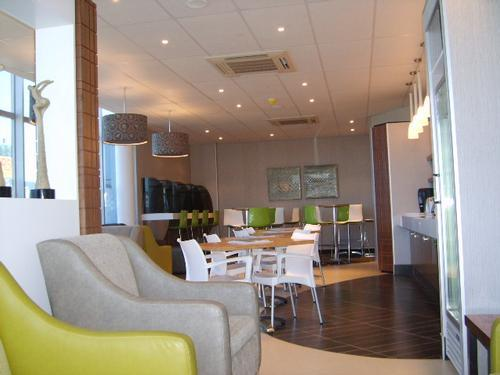 Bidair Services Premier Lounge, East London