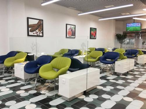 CIP Lounge (Non-Schengen)