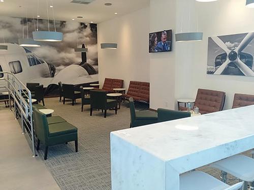 The Lounge Florianopolis_Hercilio Luz Intl_Brazil
