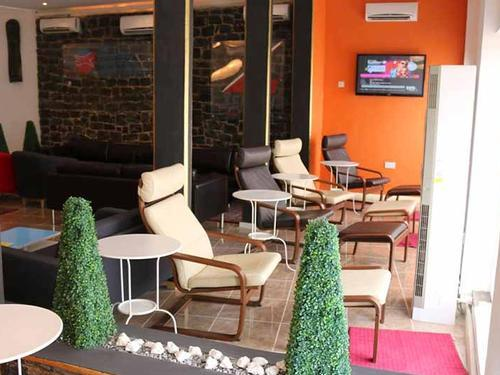 Sky Lounge, Freetown Lungi International