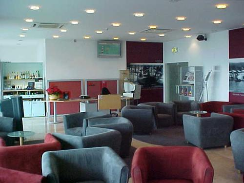 TAP Portugal Lounge, Funchal