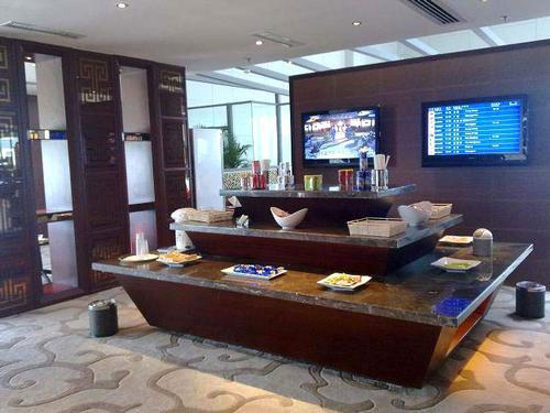 First Class Lounge, Fuzhou Changle International