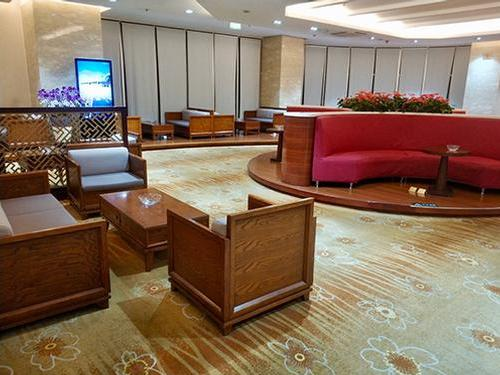 First Class Lounge_Fuzhou Changle Intl_China