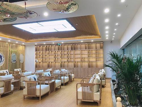 Sea Cloud Business Lounge_Fuzhou Changle Intl_China