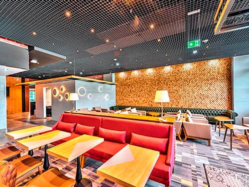 Primeclass Lounge, Frankfurt Main, Germany