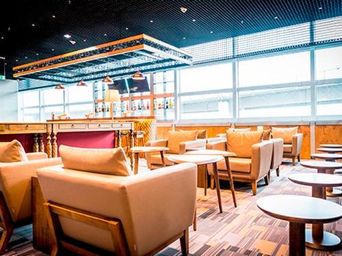 Primeclass Lounge, Frankfurt Main, Germany