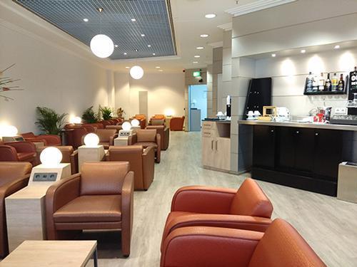 Premium Traveller Lounge, Frankfurt Main, Germany