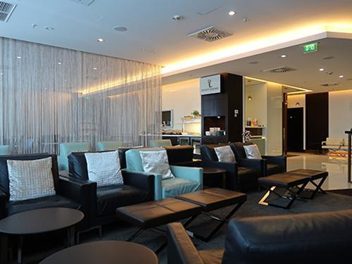 Priority Lounge