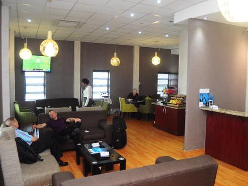 Nthula Lounge, Gaborone Sir Seretse Khama
