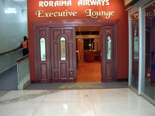 Roraima Airways Executive Lounge Georgetown, Guyana