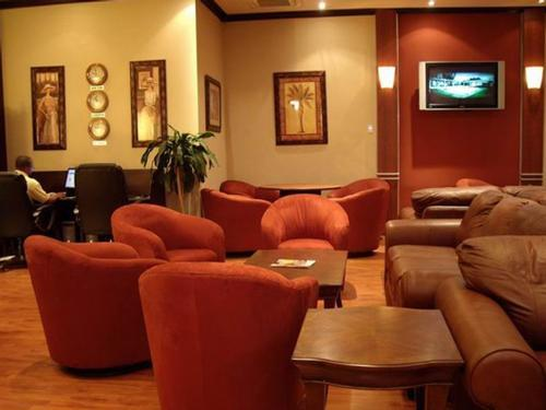 Roraima Airways Executive Lounge Georgetown, Guyana