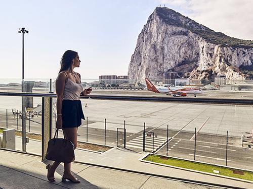 Calpe Lounge, Gibraltar International