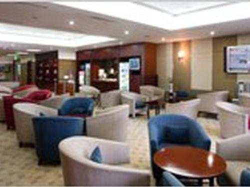 Asiana Lounge, Seoul Korea