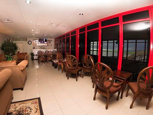 GAA Executive Lounge, St Georges Maurice Bishop International