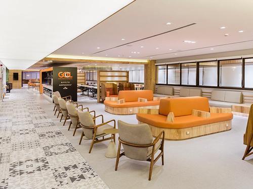 GOL Premium Lounge, Sao Paulo Guarulhos International