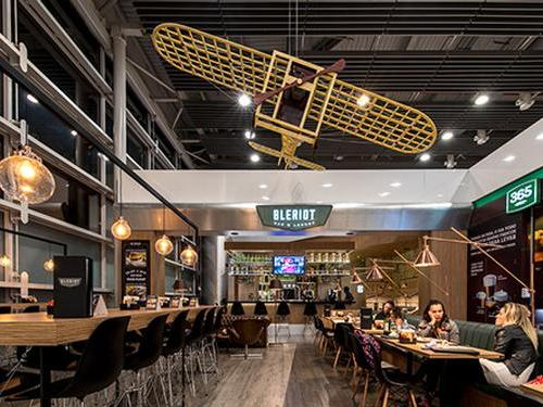 Bleriot Bar & Lounge, Sao Paulo Guarulhos International, Brazil