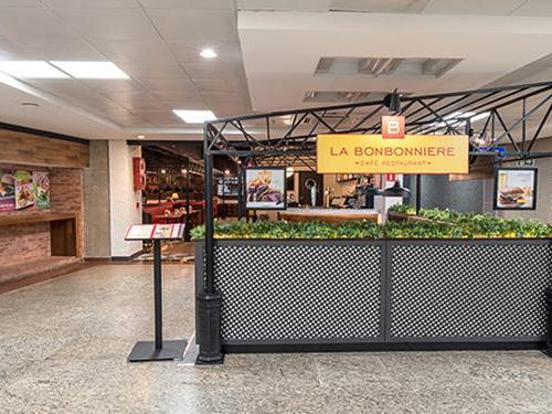 La Bonbonniere, Sao Paulo Guarulhos International, Brazil