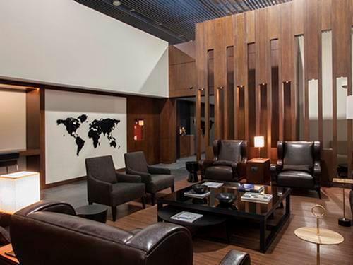 Mastercard Black Lounge