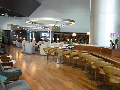 Star Alliance Lounge, Sao Paulo Guarulhos Intl_Brazil