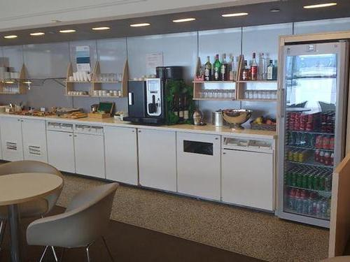 Air France KLM Lounge, Geneva International