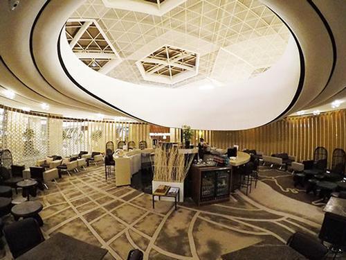 Absheron Lounge, Baku Heydar Aliyev Intl