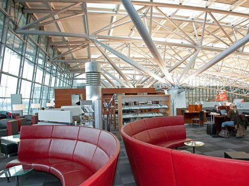 Airport Lounge, Hamburg