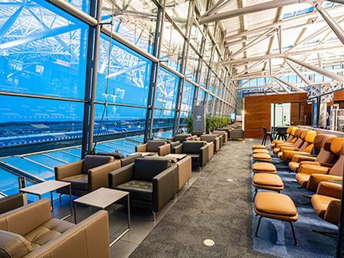 Airport Lounge_Hamburg_Germany